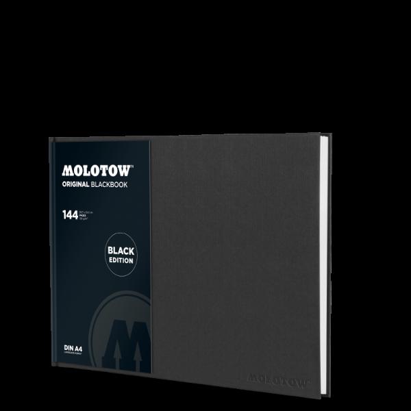 MOLOTOW™ Blackbook DIN A4 - Quer