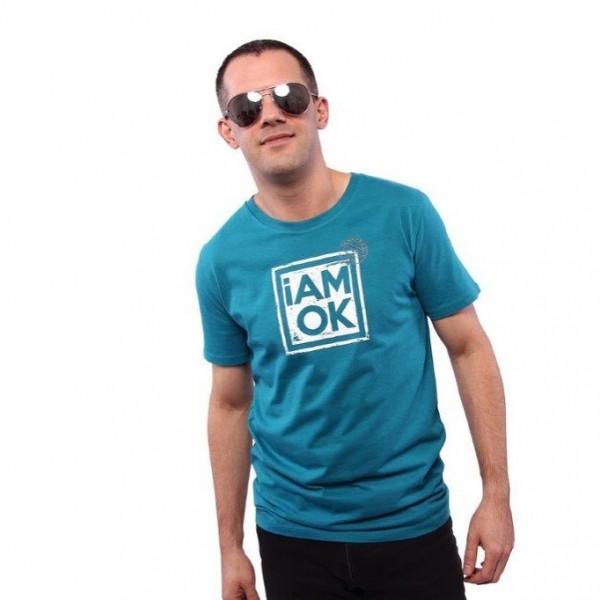 iAMOK: Poststempel - Ocean Depth - TShirt