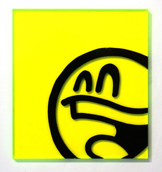 "Mein lieber Prost: ""Green Acryl"" - Art - SALZIG BERLIN Streetart Gallery"