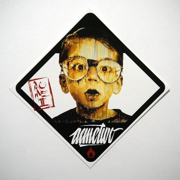 "acmetwo: ""The Kid"" - Sticker"