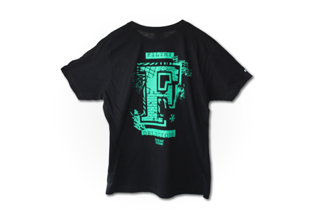 Flocke: FILTHY DELICIOUS Shirt - Green
