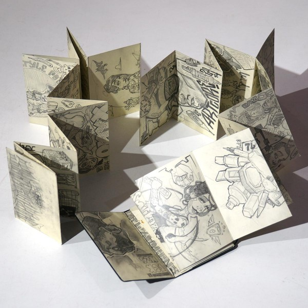 "p-toons: ""Subway Sketches 4 - Sketchbook""  - character design - salzig berlin"