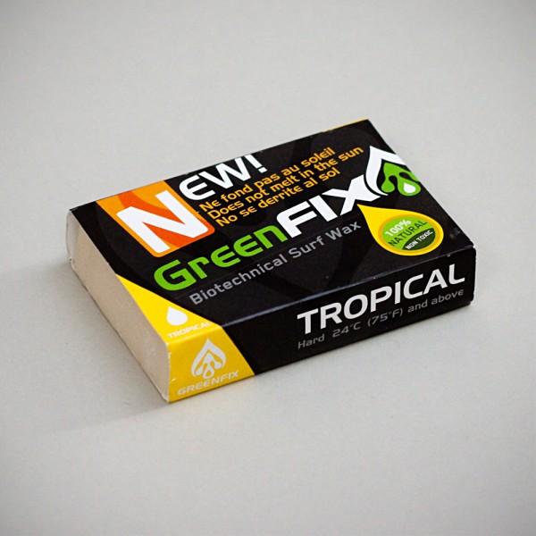 GreenFIX - Tropical - Die Nummer 1 für den Grip! Einfach in die Sporthocker Griffkante schmieren und ab geht's!