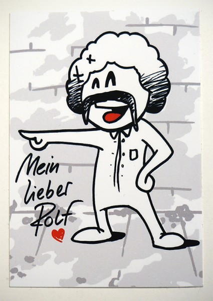 Mein lieber Prost & Rolf - Sticker Collaboration