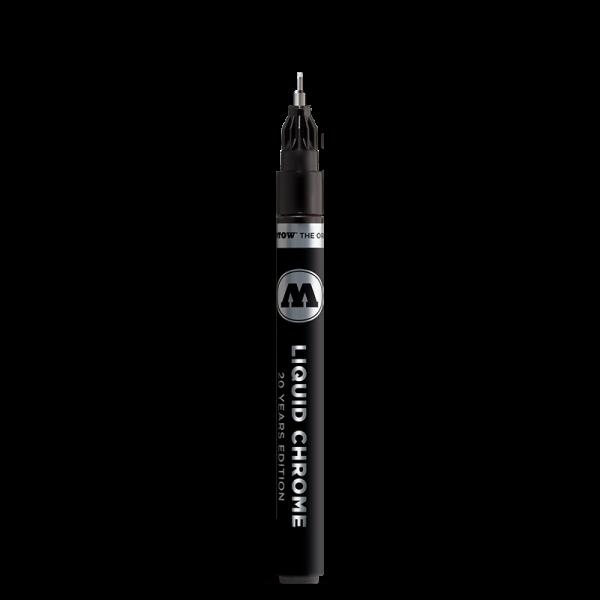 Molotow: Liquid Chrome™ Marker 1 mm - open