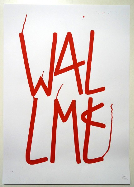 "SP 38: ""WALLME"" - in celebration of the 30 years fall of the Berlin Wall."