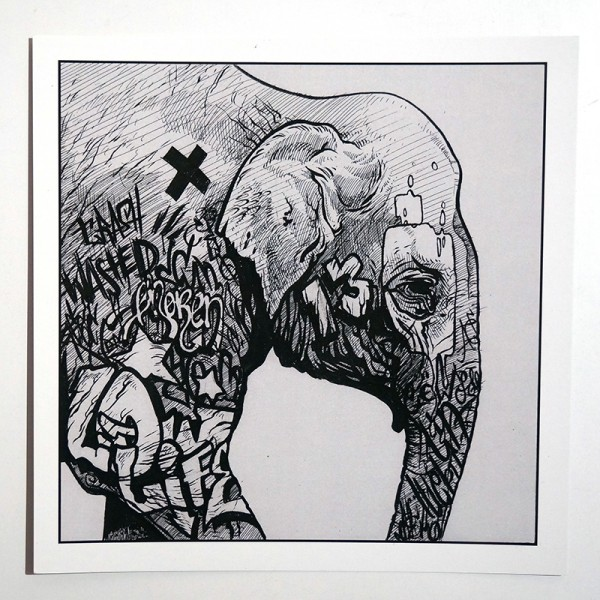 "Billy Badcock ""Elephant"""