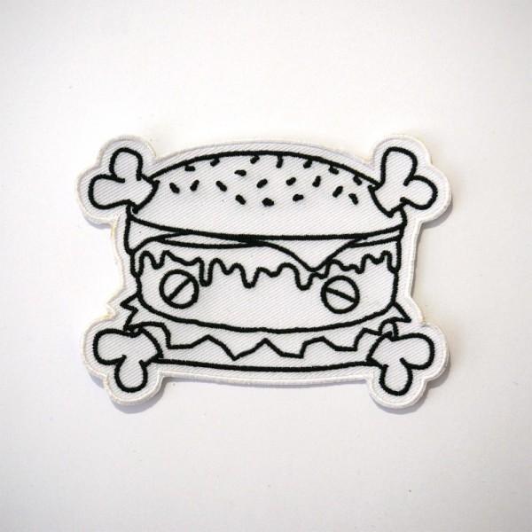 """Späm: """"Burger"""" Patch"""