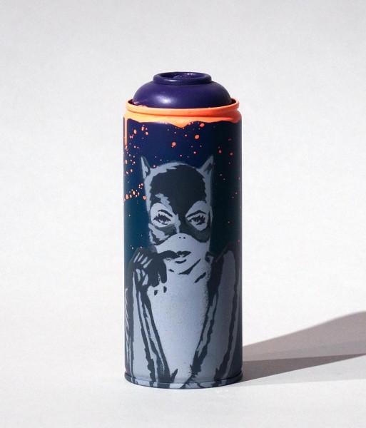 "Liz_Art_Berlin: ""Kitty"" - Spraycan - SALZIG Berlin StreetartGallery"