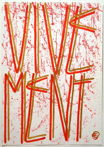 "SP 38: ""Vivement"" - Paper / Papier - Streetart at SALZIGberlin"