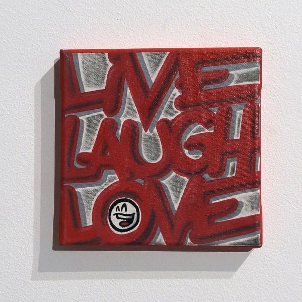 "Mein lieber Prost: ""Live Laugh Love"""