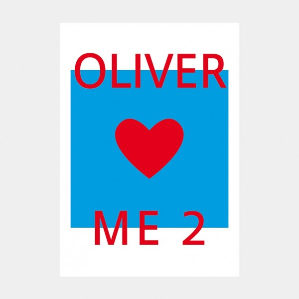 "Oliver O. Rednitz: ""Oliver Loves Me Too"" - SALZIG Berlin"