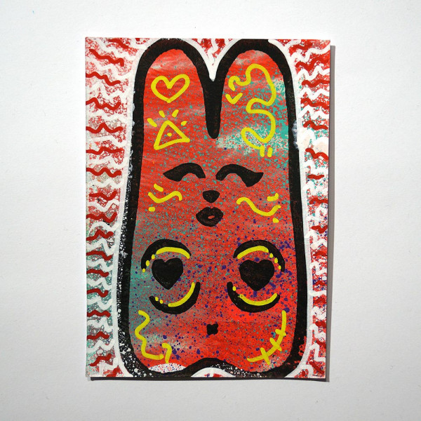 "Angry Koala: ""Phascolarctos Love"" - Happy Postcard - SALZIG"