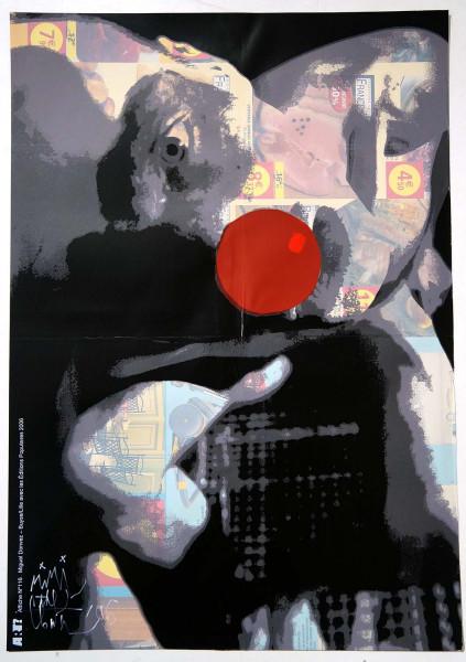 "Mimi the ClowN: ""Capitalisme Mon Amour"" SALZIG Berlin"