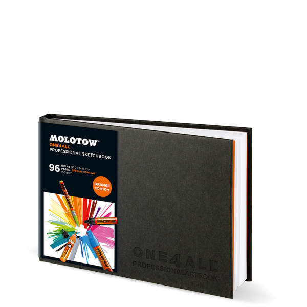 ONE4ALL™ Professional Sketchbook DIN A5