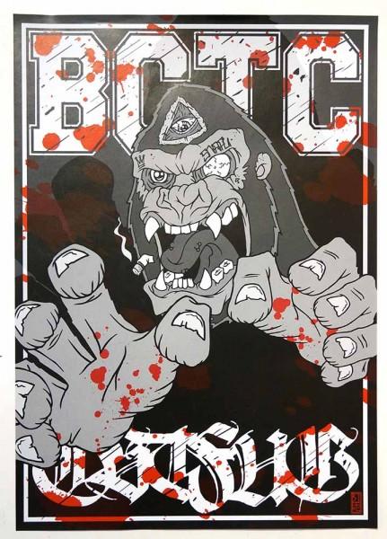 Ostfug - BCTC - Monkey