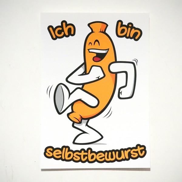 """""""Ich bin selbstbewurst"""" - Mein lieber Prost - Stapel"""