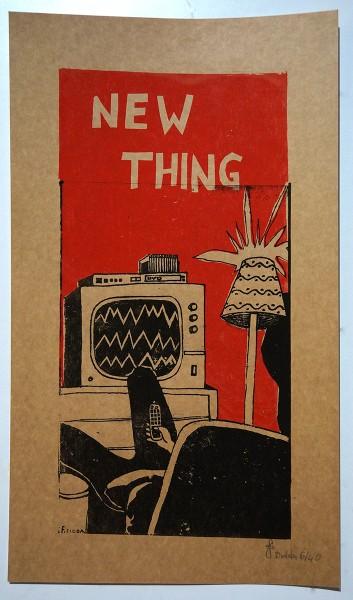 "Stromausfall aka Frank Dudda: ""New Thing"""