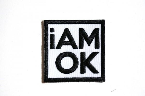 iAMOK Logo - Patch