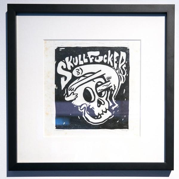 "Dave the Chimp: ""Skull Fuckers"""