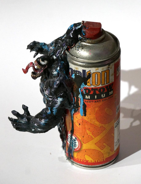 Felikz Fazke: Venom - SALZIG Berlin - Skulptur