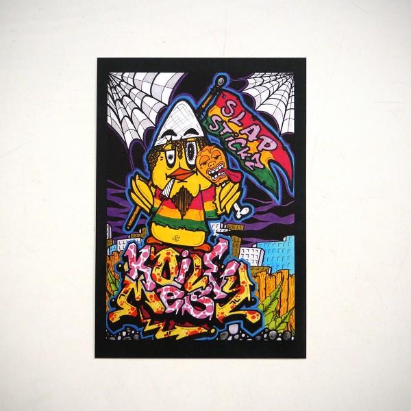 """Mesy: """"Koile & Mesy"""" - Sticker"""