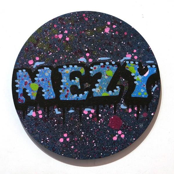 """Mesy: """"Mezy""""  Magnet Handmade 7/7"""