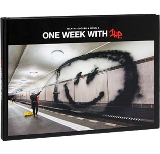 One Week With 1UP - Buch - Martha Cooper
