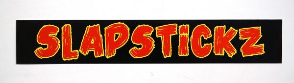 Slapstickz - Sticker