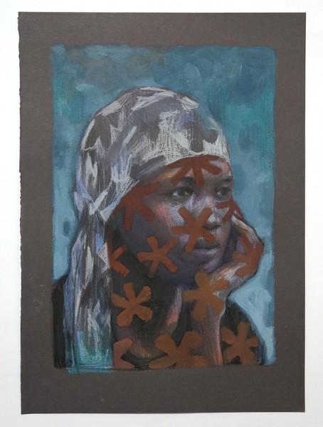 """Guido Palmadessa: """"Los Pueblos - 6"""" - artwork"""
