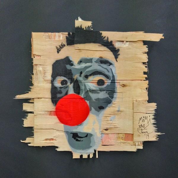 """Mimi the ClowN: """"Fashion My Ass"""" -  SALZIG Berlin - Art de Rue"""
