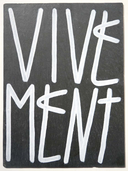 "SP 38: ""Vivement on Slate"" - Streetart at SALZIGberlin"
