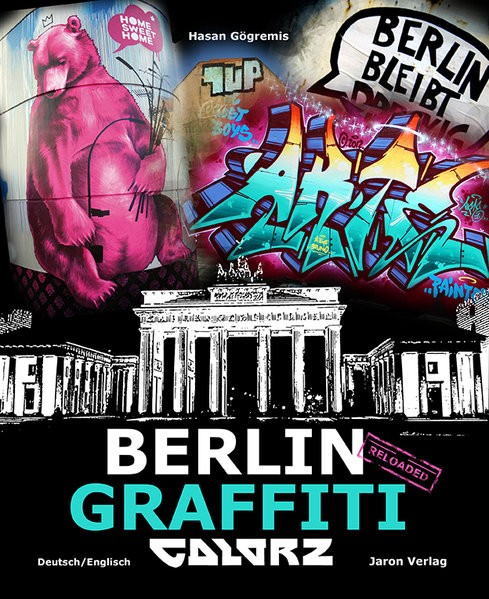 Berlin Graffiti - Buch