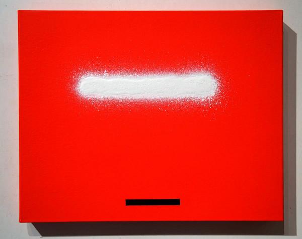 "Señor Schnu: ""Line2 - Red"" - street art - SALZIG Berlin"