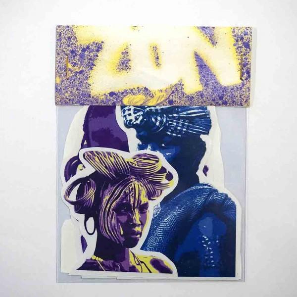 "Zon: ""Woman"" - Stickerpack"