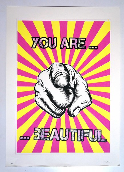 "Mr. Sasa: ""You Are... Beautiful"" - 1/5"
