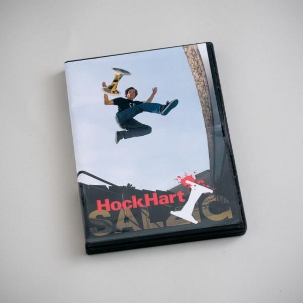 HockHart DVD von SALZIG Sporthocker