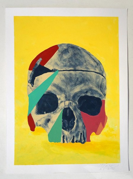 "Alan Myers: ""No Title n188""  - Streetart"