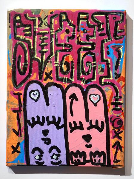 "Angry Koala: ""Sweet"" - Happy Miniz - SALZIG Berlin"