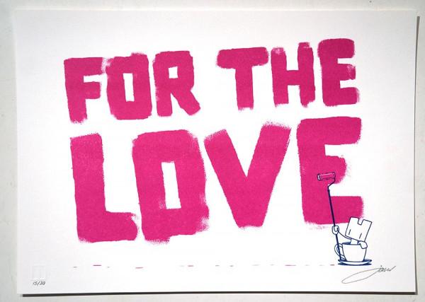 """Lunartik: """"For the Love"""" - SALZIG Berlin"""