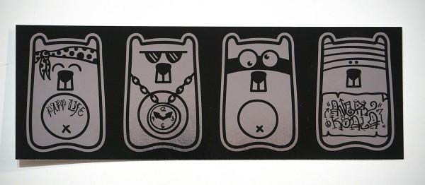"Angry Koala: ""Silver Pappla Gang"""