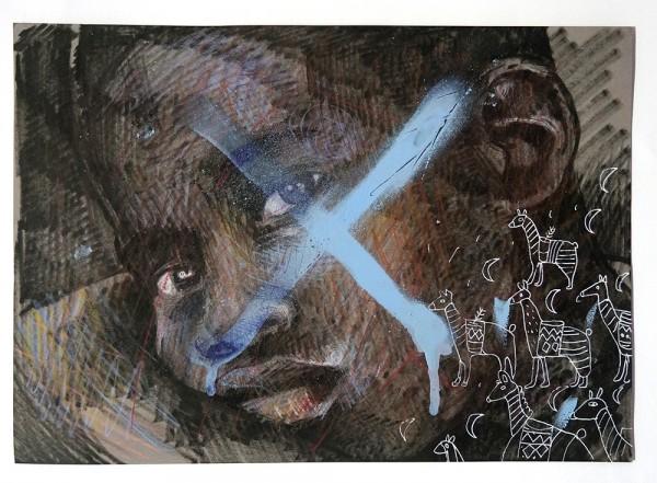 """Guido Palmadessa: """"Los Pueblos - 8"""" - art"""