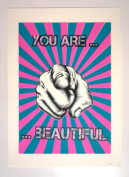 "Mr. Sasa: ""You Are... Beautiful"""
