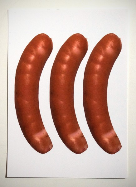 "The Blast From The Past ""3 x Bockwurst"""