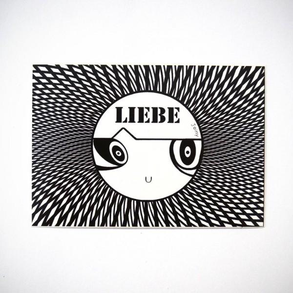 Joiny: Liebe - Sticker - SALZIG Berlin