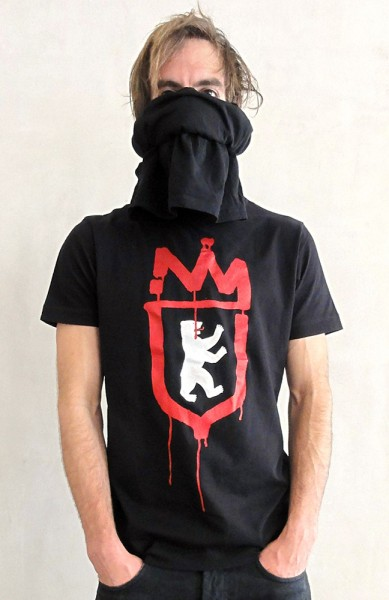 Mr. Bacon: King Berlin - T-Shirt