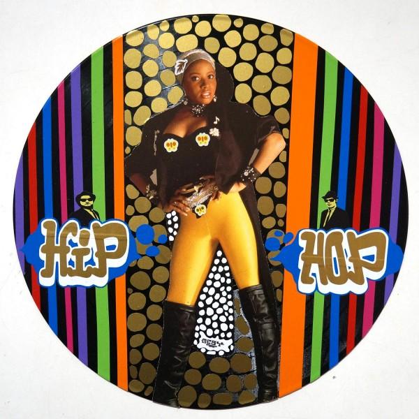 Mesy: Hip Hop - art on record, vinyl