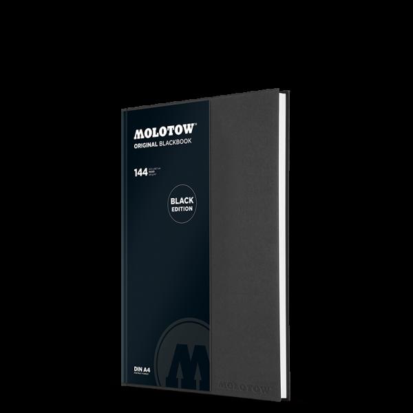 MOLOTOW™ Blackbook DIN A4 - Hoch