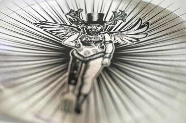 """Fatal: """"Silver Freakshow"""" - Sticker - salzigberlin"""