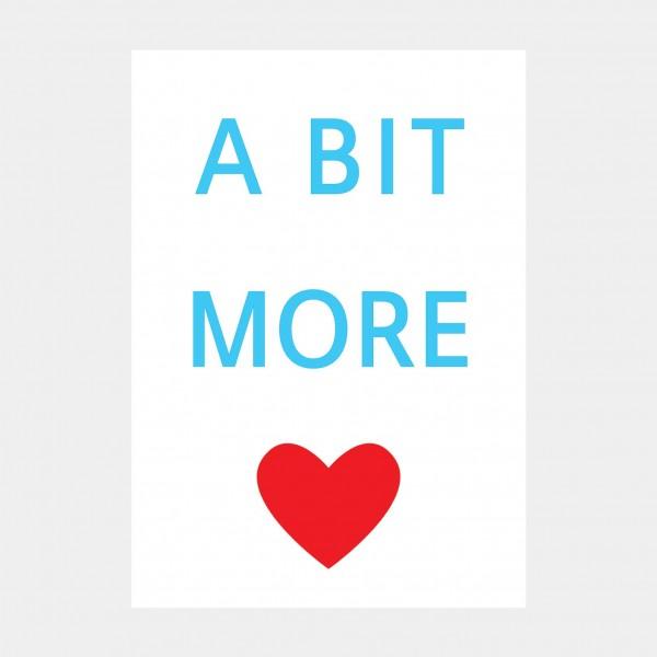 """Oliver O. Rednitz: """"A Bit More Love"""""""